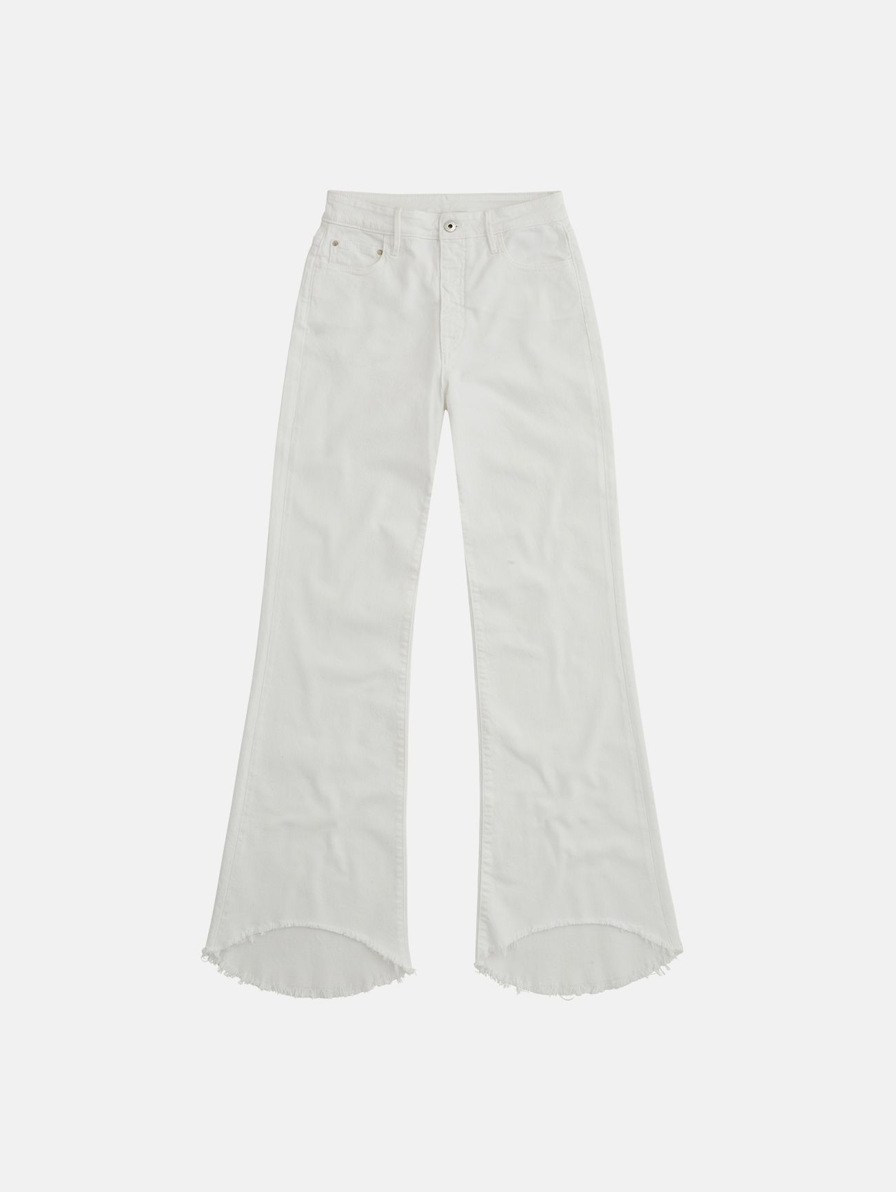 BELL BOOTCUT OLD DYED WHITE