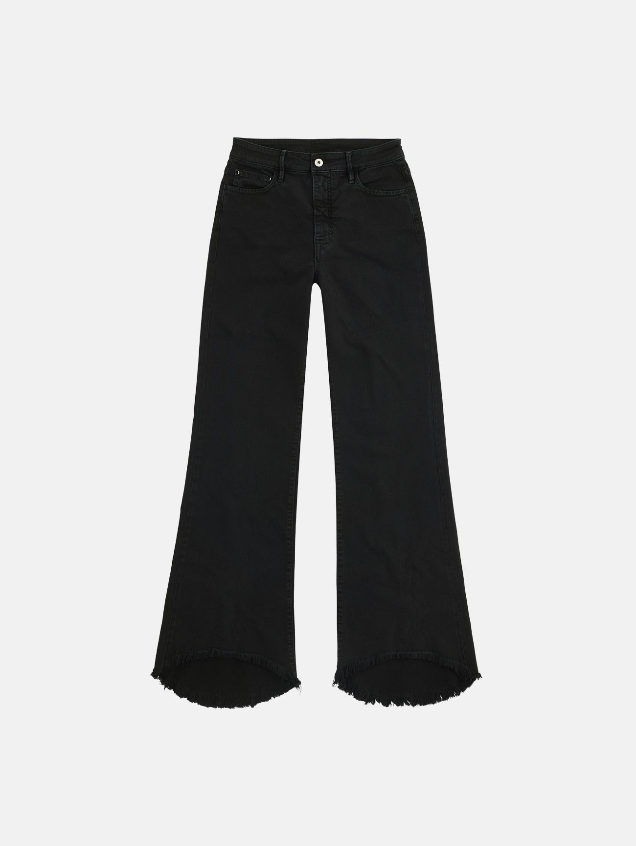 BELL BOOTCUT OLD DYED BLACK