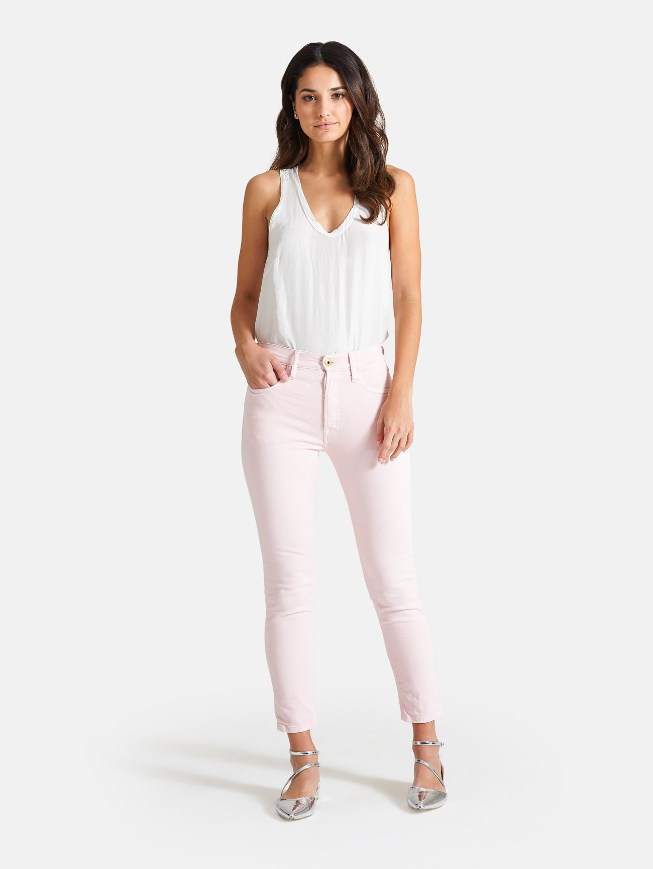 BODY SLIM OLD DYED ROSA