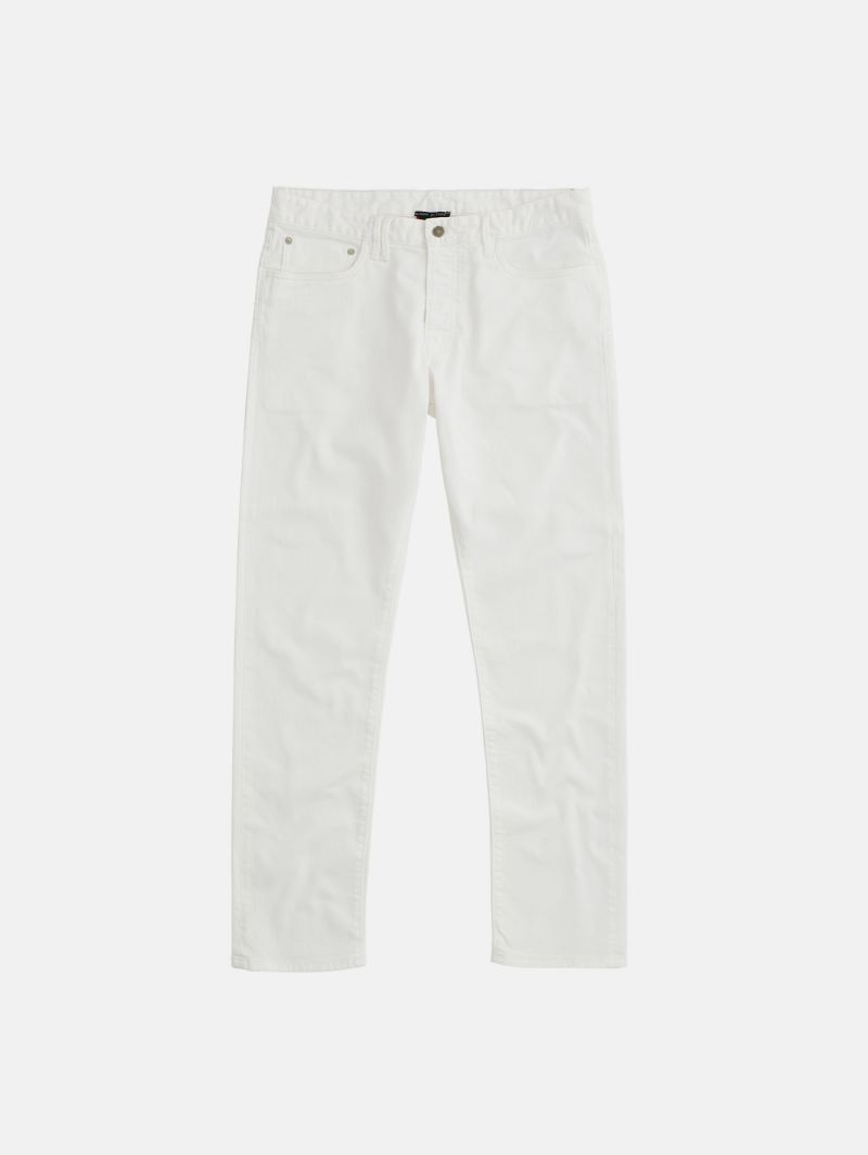 BEST COMFORT SLIM OLD DYED BIANCO